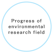 Progress of environmental research field