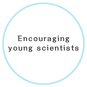 Encouraging young scientists