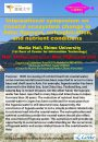 International symposium on coastal ecosystem change in Asia_02